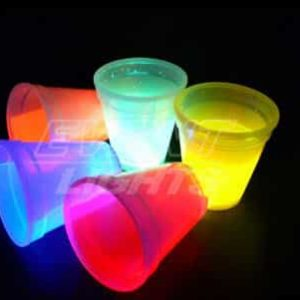 Vasos luminiscentes 300 ml