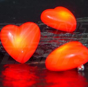 Pin corazon 3D